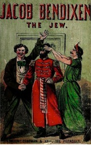 Book cover of Jacob Bendixen, the Jew